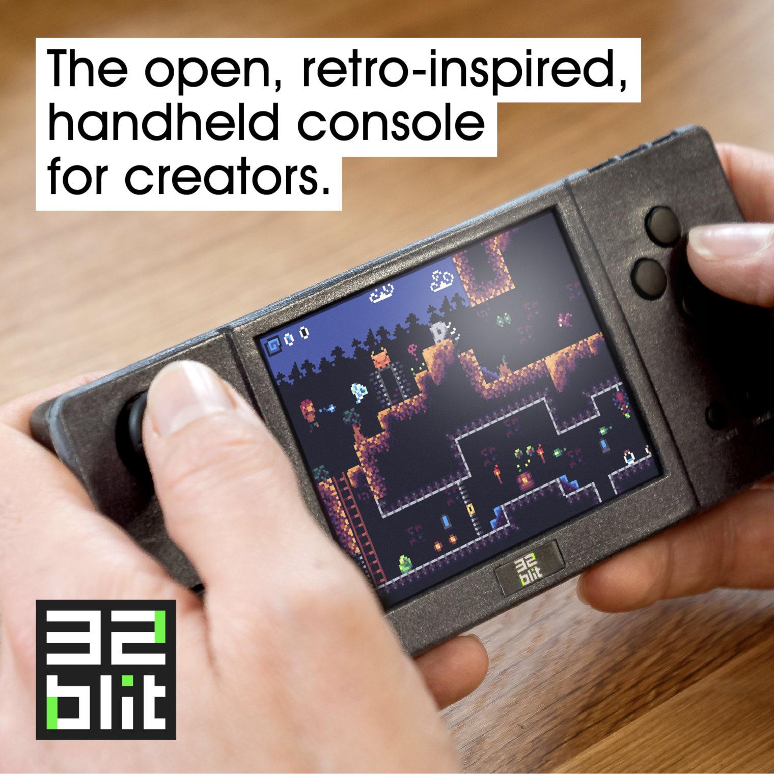 La console 32Blit